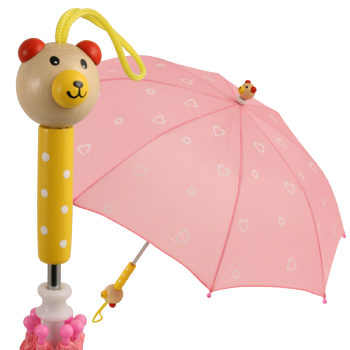 Teddy Bear Umbrella for Children by Legler