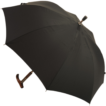 M&P Walking Stick Umbrella - Height Adjustable