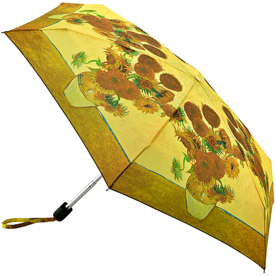 The National Gallery Tiny Umbrella - Sunflowers by Van Gogh