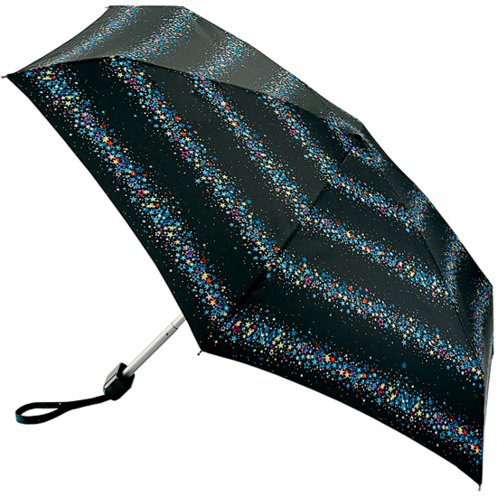Fulton Tiny Folding Umbrella - Star Stripe