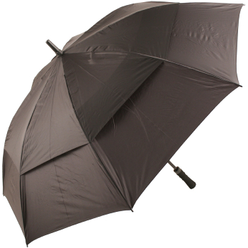 Stormking Sport 135 Black Vented Golf Umbrella
