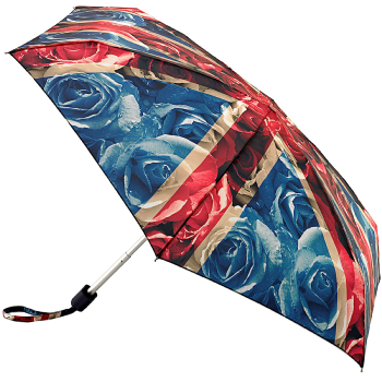 Fulton Tiny Folding Umbrella - Rose Jack