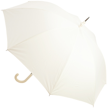 Eva Ivory Wedding Umbrella