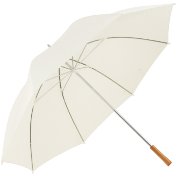 Chauffeur - Large Wedding Umbrella - Ivory