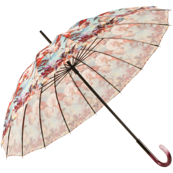 Kaleidoscope 16 Rib Umbrella by Jean Paul Gaultier