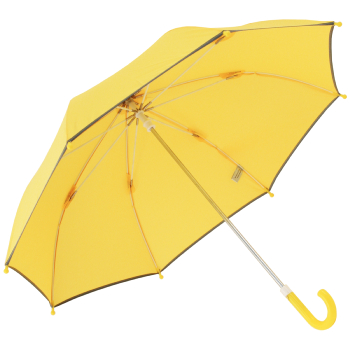Kidz High-Viz Childs Umbrella - Yellow