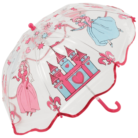 Princess Umbrella by Legler - PVC See Through Dome Umbrella for Children