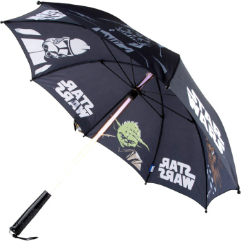 Star Wars Lightsaber Umbrella for Children