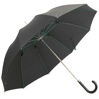 M&P Ladies Walking Length Umbrella - Black