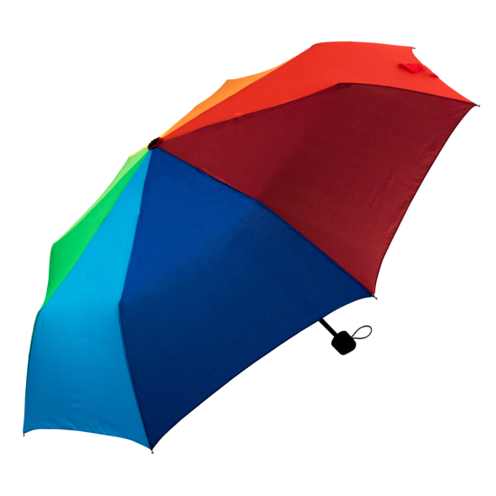Soake 8-Rib Rainbow Folding Umbrella
