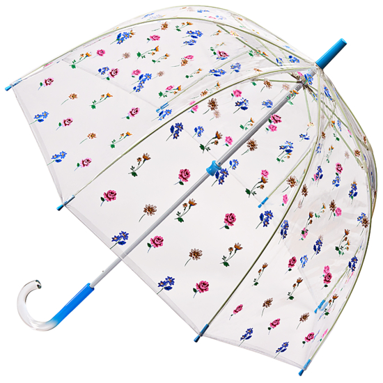 Cath Kidston Birdcage Dome PVC Umbrella - Lulworth Flowers