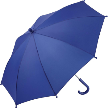 Performance Range Children's Walking Length Umbrella by Fare - Blue
