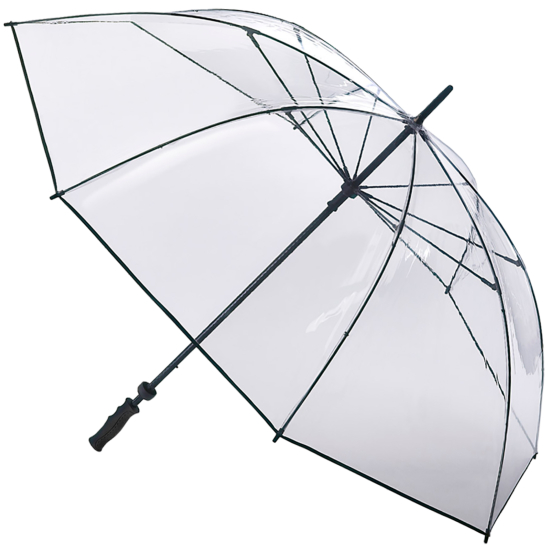Fulton Clearview Extra Large See Through Golf Umbrella