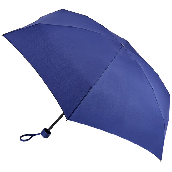 Fulton Soho Folding Umbrella - Navy