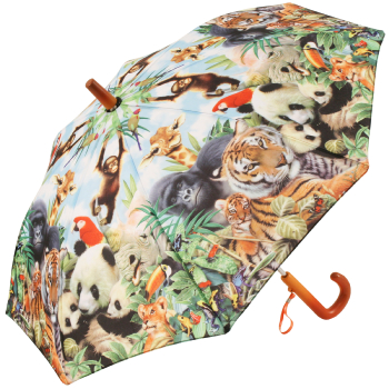 Childrens Art Umbrellas
