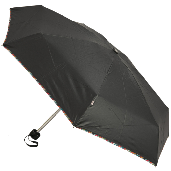 M&P Rayas Folding Umbrella - Black