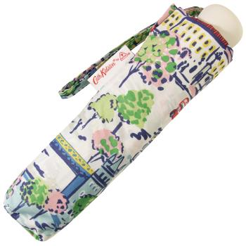 Cath Kidston Minilite Folding Umbrella - London