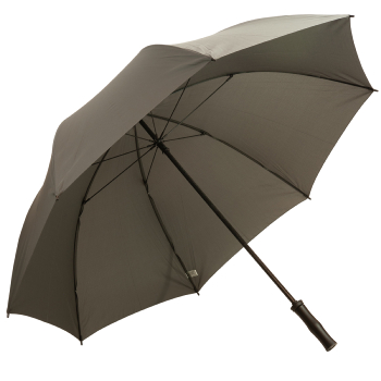 Premium Fibreglass Golf Umbrella - Grey