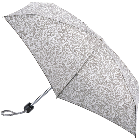 Morris & Co Tiny by Fulton - Lightweight Folding Umbrella - Acorn Pure