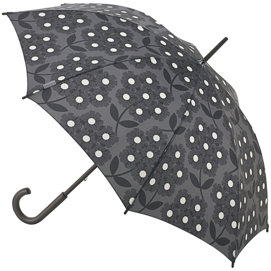 Orla Kiely Kensington Walking Length Umbrella - Rhododendron