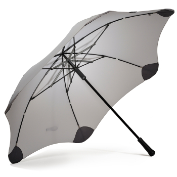 Blunt XL Golf Umbrella - Silver Grey