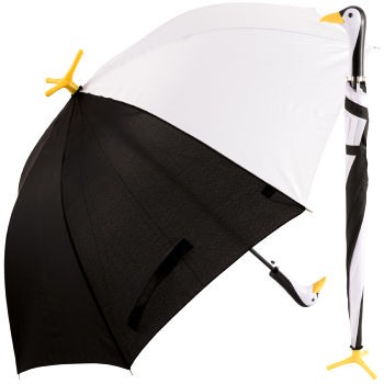 Penguin Umbrella by Fallen Fruits