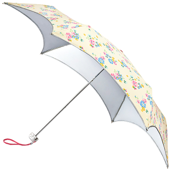 Fulton Parasoleil UVP 50+ Folding Umbrella - Floral Bunch