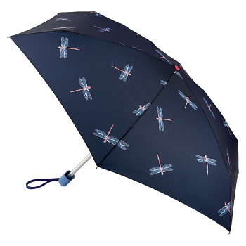 Joules Tiny Folding Umbrella - Dragonflies