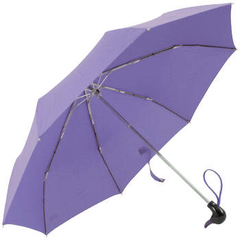 Duck Folding Umbrella by Rainbow of Milan - Lilac