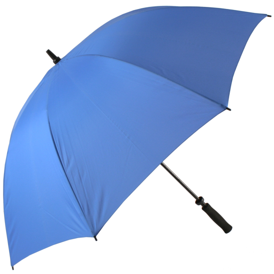 Fibreglass Golf Umbrella - Blue