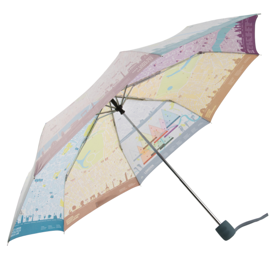 Fulton BrollyMap - Map of London Umbrella