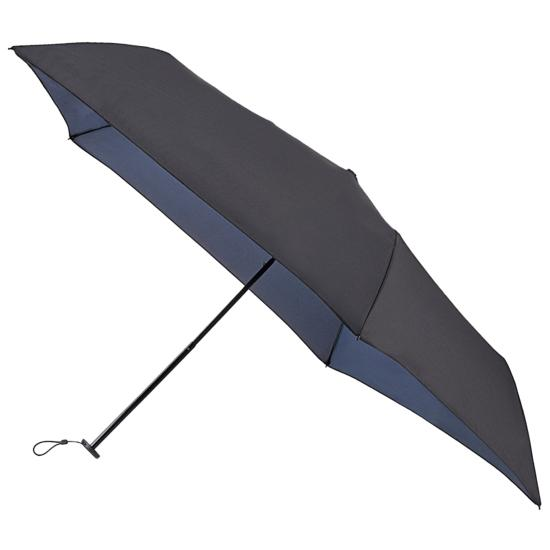 Fulton Aerolite UVP 50+ Folding Umbrella - Black