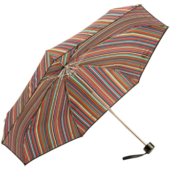 M&P Rayas Folding Umbrella - Stripes
