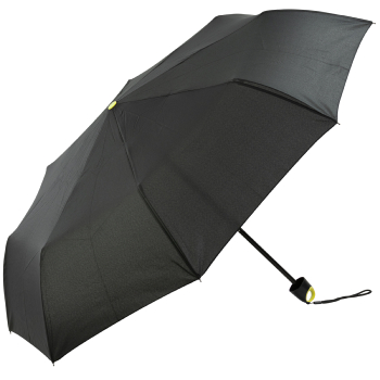 Loup Compact Folding Umbrella - Yellow