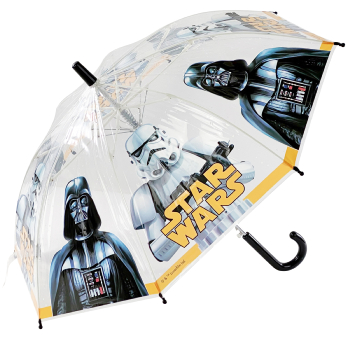 Star Wars Clear Children's Umbrella