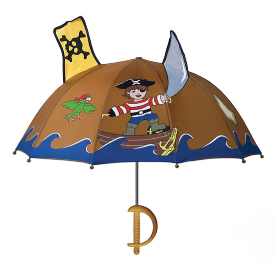 Kidorable Pirate Umbrella for Children