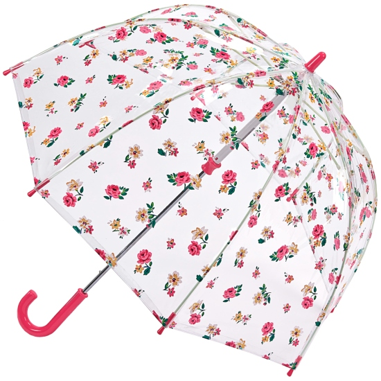 Cath Kidston Clear Dome Funbrella for Children - Hampstead Ditsy