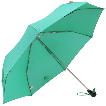 Duck Folding Umbrella by Rainbow of Milan - Turquoise