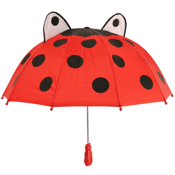 Kidorable Ladybird Umbrella for Children