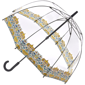 Morris & Co Birdcage - Lodden - PVC Dome Umbrella