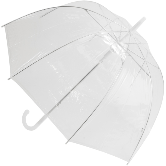 Susino Crystal Clear Dome Umbrella