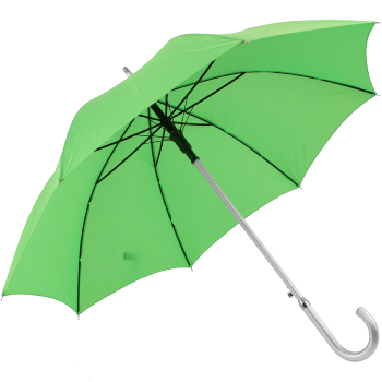 Ex Hire - Colours - Plain Coloured Umbrella - Green