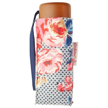 Cath Kidston Tiny Folding Umbrella - Geo Brampton Rose