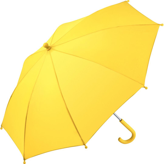 Performance Range Children's Walking Length Umbrella by Fare - Yellow