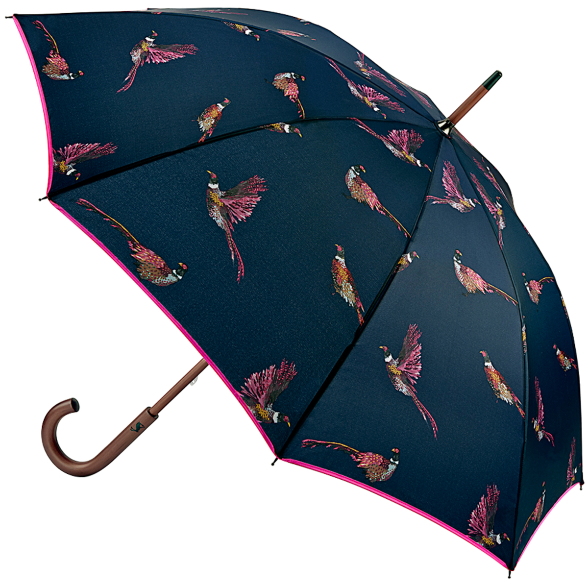 Joules Kensington Umbrella - Pheasant