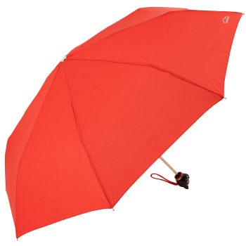 Cat Folding Umbrella by Rainbow of Milan - Red