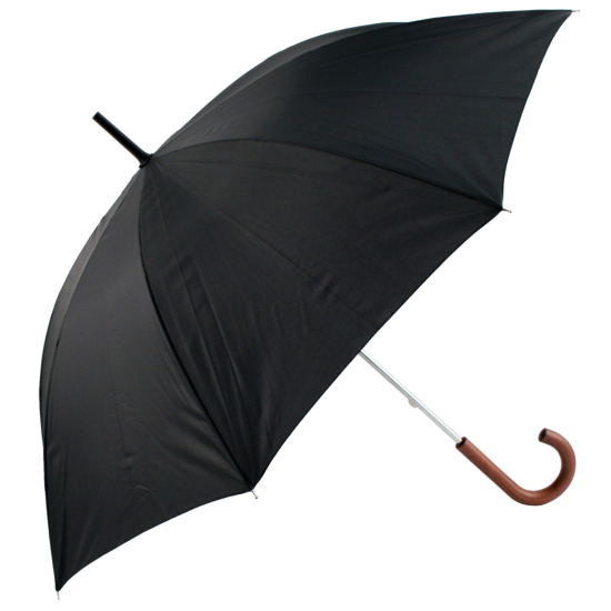 Incognito-32 Mens Walker Umbrella - Black