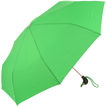 Duck Folding Umbrella by Rainbow of Milan - Green