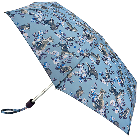 Cath Kidston Tiny Folding Umbrella - Badger & Friends