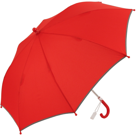 Kidz High-Viz Childs Umbrella - Red